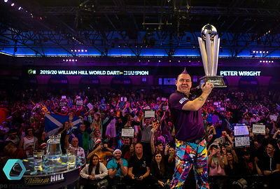 William Hill World Championship - Day Sixteen - Alexandra Palace