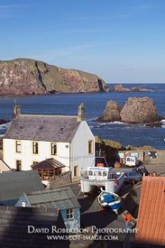 Image - St Abbs, Scottish Borders, Scotland