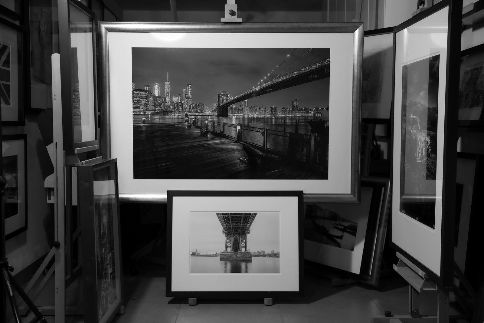 'Manhattan from Brooklyn'  Edition of 25: Photographer Neil Emmerson