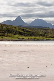 Image - Stac Pollaid from Achnahaird Bay, Scotland