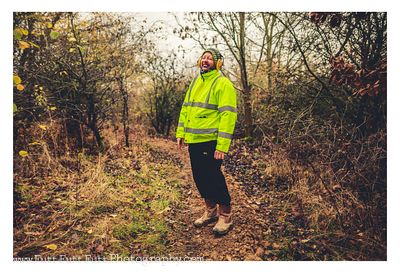 Nick Howarth, Rother Valley Park Ranger