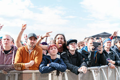Three Days Grace at the Download Festival, Donington Park, Castle Donington, United Kingdom - 15 Jun 2019