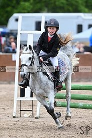 Unaffiliated showjumping. Eastminster school of riding. Essex. UK. 06/05/2019. ~ MANDATORY Credit Garry Bowden/Sportinpicture...
