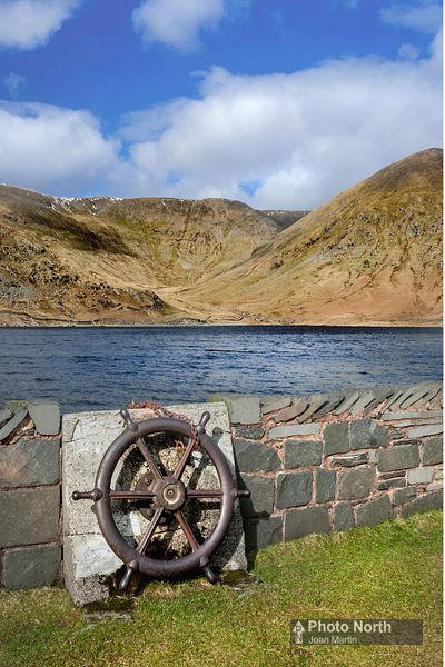 KENTMERE 13A - Kentmere Reservoir control wheel