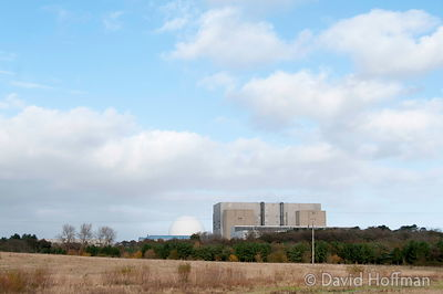 131124 Aldeburgh 042 Sizewell B nuclear power station on the Suffolk coast. It is the UK's only Pressurised Water Reactor (PW...