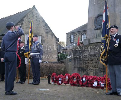 Bathgate Remembrance Parade and Service, Sunday 10th November 2019