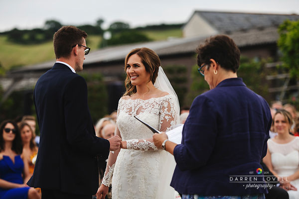 Roisin & Rich's wedding at Axnoller House, Dorset