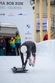 IBSF Junior World Championships Skeleton 2021 - St.Moritz - 23.01.2021