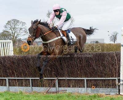 Tom Broughton and MAGUIRES BRIDGE - Race 2 - Confined - The Midlands Area Club at Thorpe Lodge 26/1