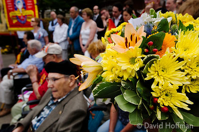 Annual memorial ceremony to honour the men and women of the International Brigade