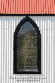 Image - Window of Syre Church, Strathnaver, Sutherland, Scotland