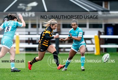 Wasps FC Ladies v Worcester Warriors Ladies
