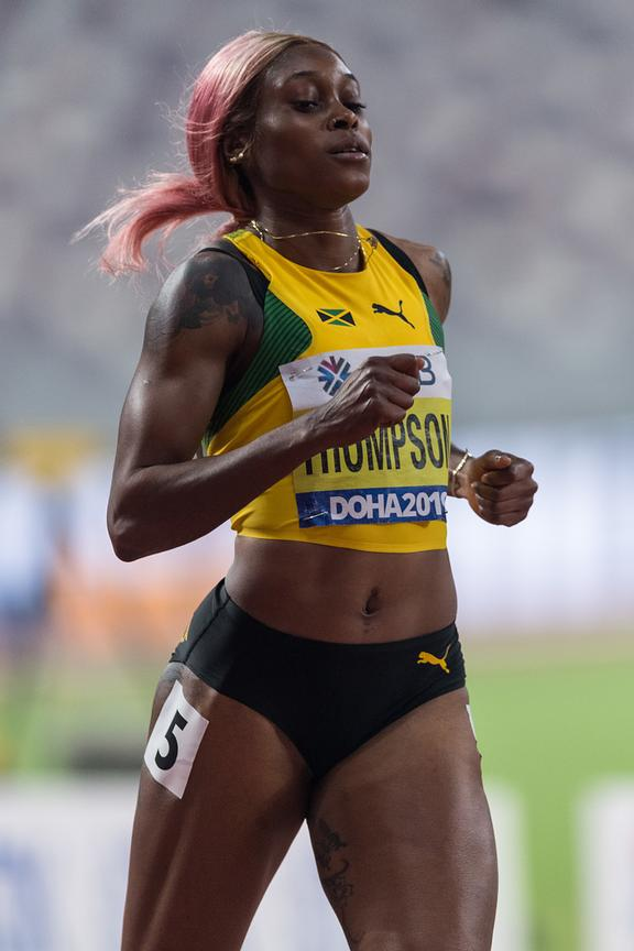 Elaine Thompson (Jamaica)