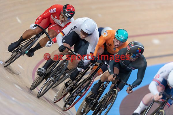 Men's Keirin semifinals - BOTTICHER Stefan (GER)