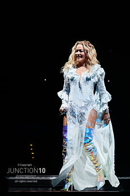 Rita Ora concert at Arena Birmingham, Birmingham, United Kingdom - 25 May 2019