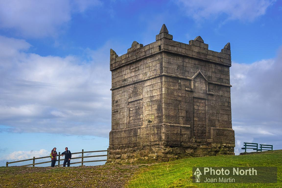 RIVINGTON 36A - Rivington Pike Tower