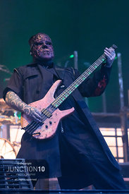 Slipknot at the Download Festival, Donington Park, Castle Donington, United Kingdom - 15 Jun 2019