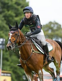 James Sommerville and TALENT - Cross Country - Land Rover Burghley Horse Trials 2019