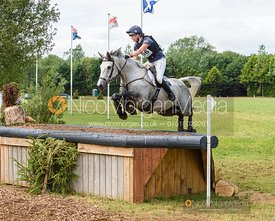 Katie Bleloch and CAVALIER MICKY FINN - Aston Le Walls Horse Trials 2019.