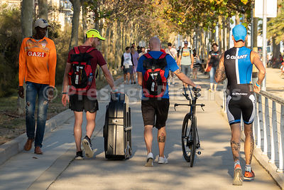 Stock photo - Ironman Barcelona 2019 - BEFORE EVENT
