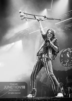 Alice Cooper, Birmingham, United Kingdom