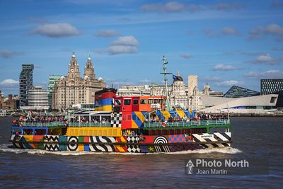 LIVERPOOL 20A - The Mersey Ferry