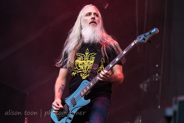 John Campbell, bass, Lamb Of God