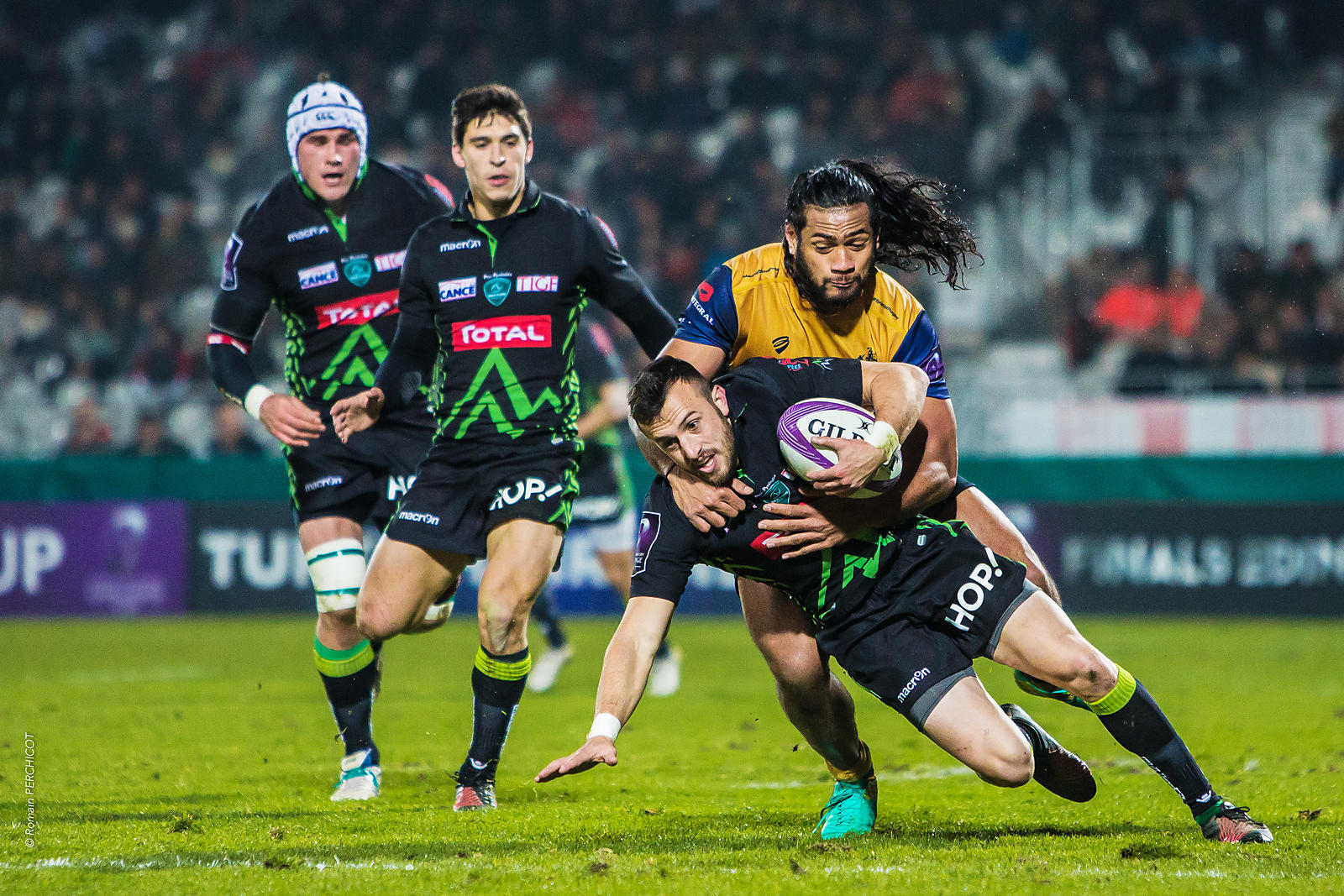 Section Paloise | TOP 14