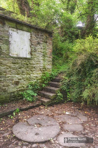 WENSLEY 17A - Low Mill old outbuilding