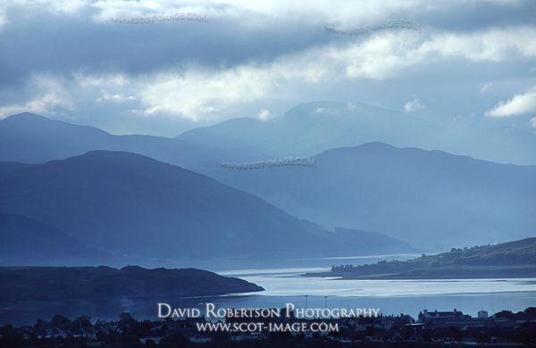 Image - Ullapool and Loch Broom, Scotland