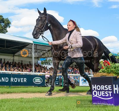 Land Rover Burghley Horse Trials 2019