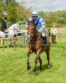 Race 3 - Novice Riders - The Melton Hunt Club at Garthorpe