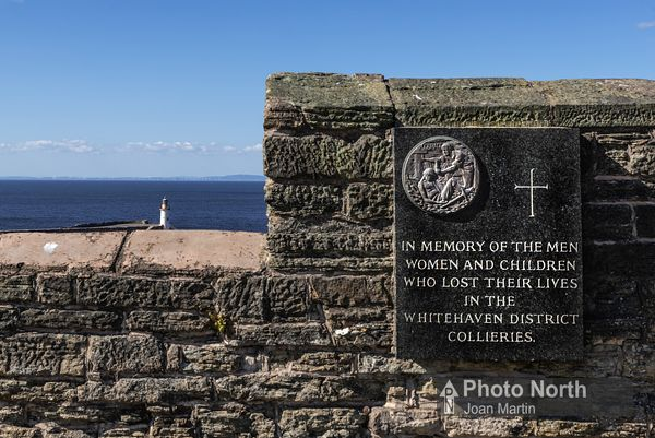 WHITEHAVEN 19B - Whitehaven District Miners' Memorial