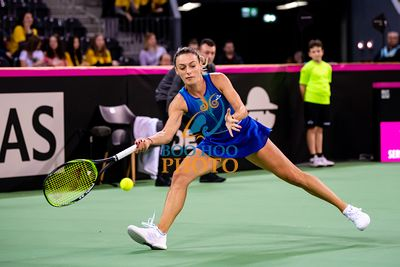 Romania - Rusia, Fed Cup