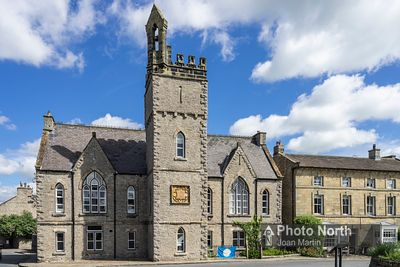 MIDDLEHAM 31A - The old National School