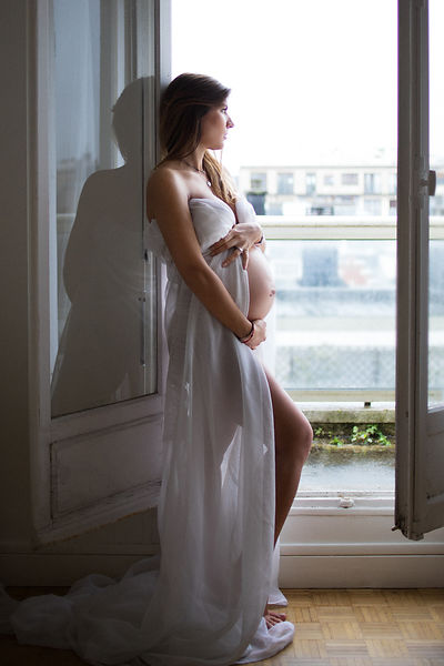 Home Pregnancy Shooting