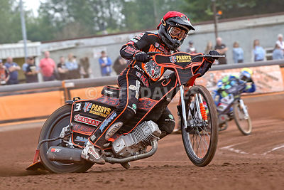 Wolves v Poole 24th June 19