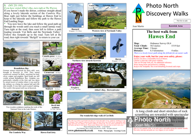 Hawes End walk - Two page PDF file