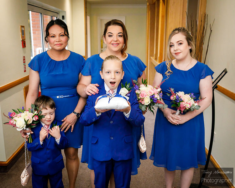 Wedding at Bromsgrove Hotel & Spa, Bromsgrove, Worcestershire, UK