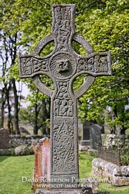 Image - High Cross of Kildalton Church, Islay
