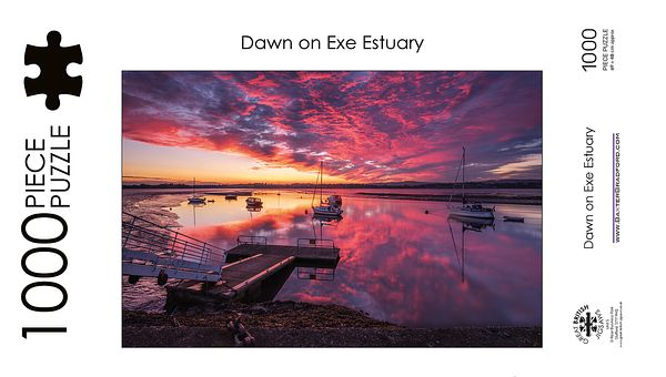 Dawn on Exe Estuary