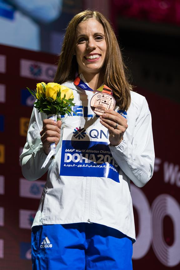 Katerina Stefanidi (Greece)