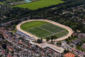 Luchtfoto Alkmaar - Sportvereniging Jong Holland