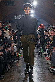 London Fashion Week Mens Spring Summer 2020 - John Lawrence Sullivan