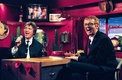 """TFI FRIDAY"" CHANNEL 4 TV SHOW"