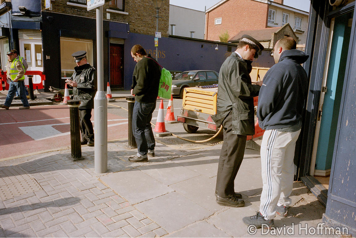 Stop & Search, Bethnal Green