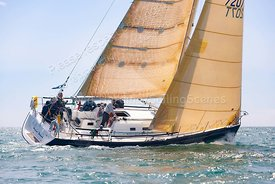 Playing Around, GBR7207T, Beneteau First 40.7, Myth of Malham Race 2019, 20190525620