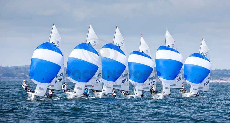 ISAF Youth Worlds 2012