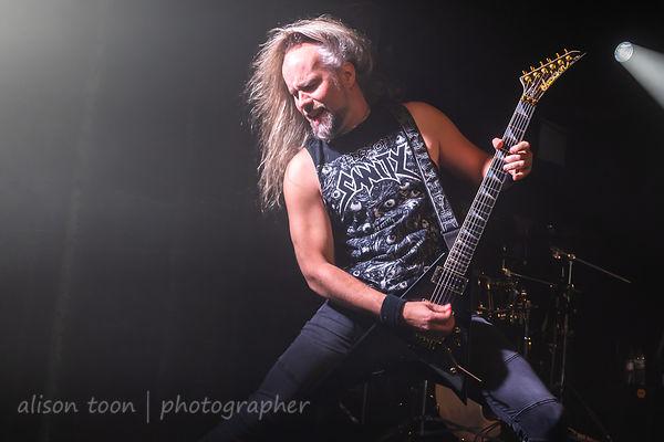 Markus Vanhala, guitar, Insomnium