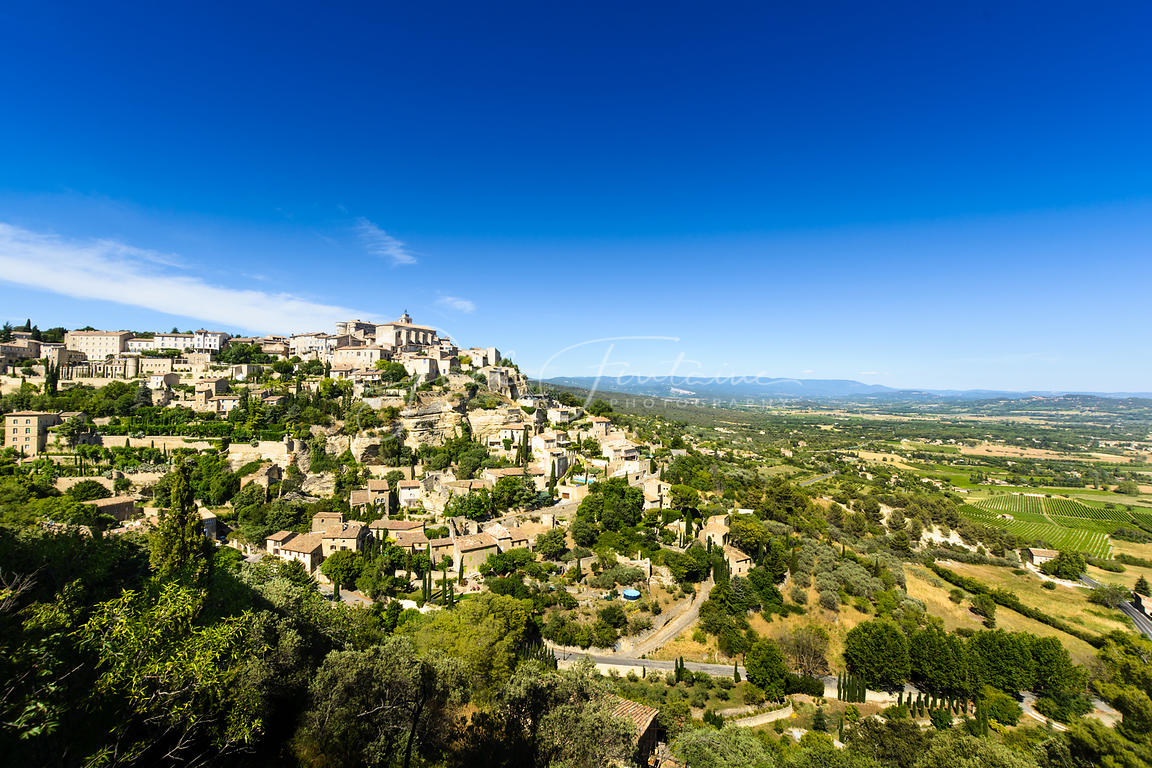 Village de Gordes, Luberon, France